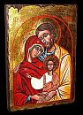 The Holy Family the icon of Catholic movement Equipes Notre-Dame
