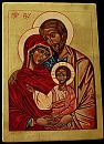 The Holy Family. The icon of the Equipes Notre-Dame movement