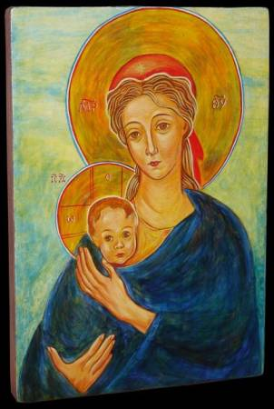 Icon Our Lady of Reliable Hope, Icon Our Lady of Jamna