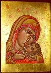 Madonna with Child Eleusa, Virgin of Tenderness