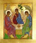 The Holy Trinity - Rublev